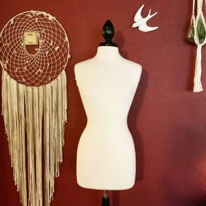 Mannequin Form Free Standing Display Room Accent Decor for Sale in Bellingham, WA