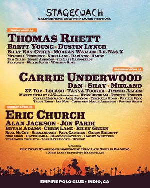 Two GA Stagecoach Wristbands for Sale in Paso Robles, CA