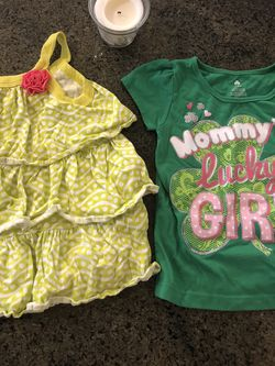 St. Patty's Day Girls Tops for Sale in West Linn,  OR