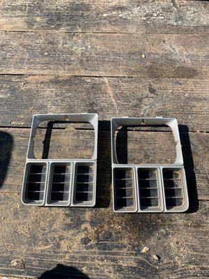 Chevy Headlight covers for Sale in San Antonio, TX