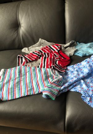 20 pieces of 12 month baby boy clothes for Sale in New York, NY