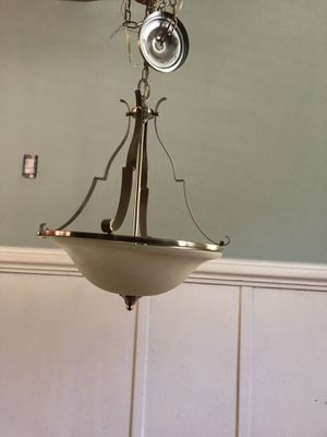 Light fixture for sale for Sale in Chesapeake, VA