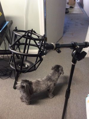 Microphone Stand for Sale in Pawtucket, RI