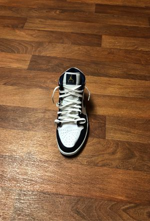 Jordan 1 Navy Blue and White for Sale in College Park, GA