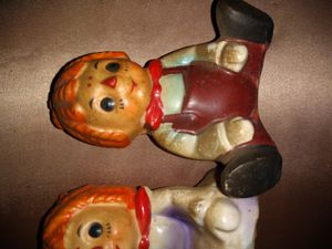 Raggedy Ann and Andy set for Sale in Cleveland, OH