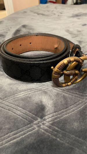 Gucci belt for Sale in Thornton, CO