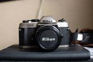 Nikon FM10 with Lenses & Film for Sale in Orlando, FL