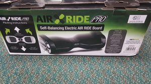 AIR RIDE Pro Self-Balancing Electric-Powered Hoverboard with Backpack Bag hover board for Sale in Baltimore, MD