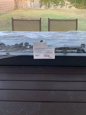 Table Top LP Gas Fire Pit for Sale in West Covina, CA