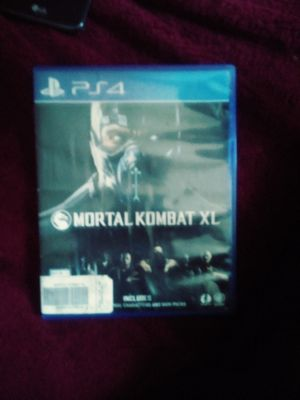 Mortal Kombat XL for Sale in Cleveland, OH
