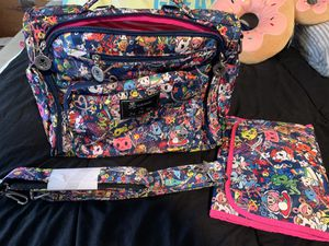 Ju-Ju Be Tokidoki limited edition diaper bag for Sale in Los Angeles, CA