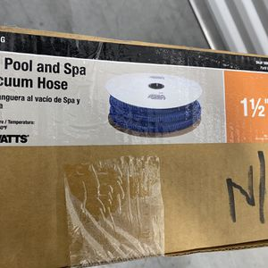 25 ft Watts Pool and Spa Vacuum hose 1-1/2 Size for Sale in Las Vegas, NV