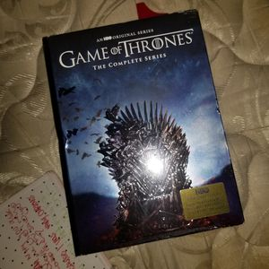 Game of thrones Complete Series for Sale in Hayward, CA