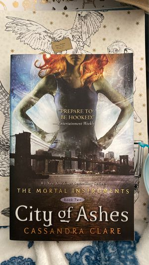 City of Ashes (Paperback Book) for Sale in San Diego, CA