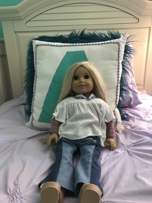American Girl Doll Julie for Sale in Raleigh, NC