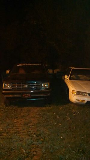 89 chevy blazer and 95 accord both are now 900 each cash obo for Sale in LEMONT FRNC, PA