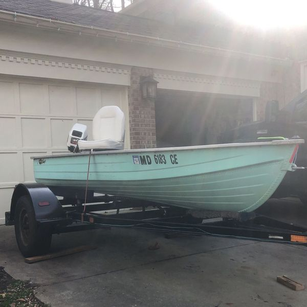 14' Jon Boat