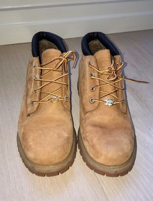 Timberland Boots (8.5 W) for Sale in Boston, MA