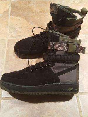 Men Nike Air Force 1 Sneaker Boot SIZE 10.5 D for Sale in Willingboro, NJ