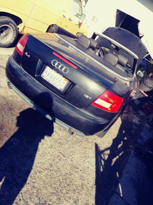 MECHANICS SPECIAL 2004 Audi A4 !!CONVERTIBLE!! for Sale in Merced, CA