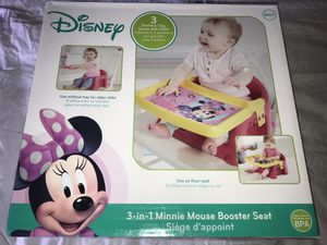 Baby girl Booster seat, NEW IN BOX!!! for Sale in Oceanside, CA