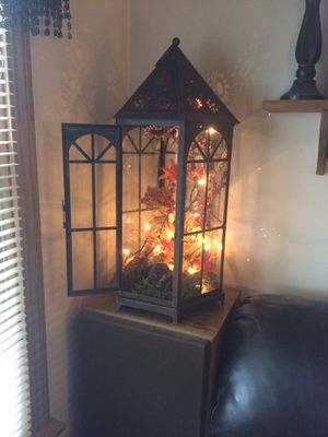 Bird cage nightlight make offer for Sale in California, KY