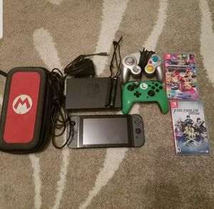 Nintendo Switch Bundle for Sale in Frisco, TX