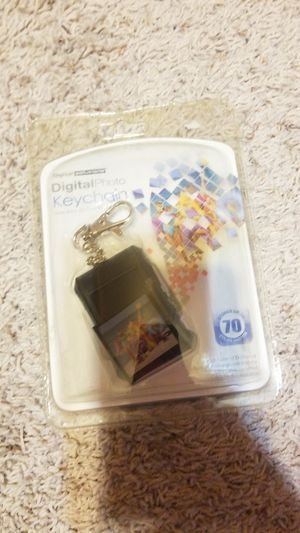 Digital photo keychain NEW for Sale in Crystal City, MO