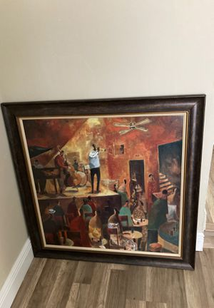 Jazz painting for Sale in Miami, FL