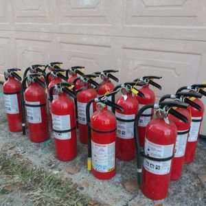 7 Fire Extinguishers for Sale in Grand Prairie, TX