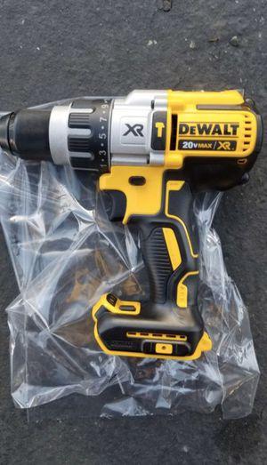 Dewalt XR Hammer Drill. (TOOL ONLY) for Sale in San Jose, CA