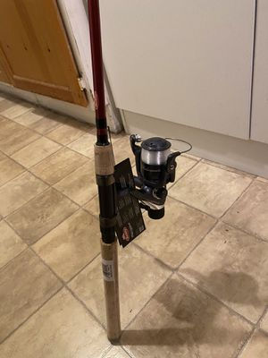 Berkley and Shakespeare Fishing Reel and Rod Combo for Sale in Diamond Bar, CA