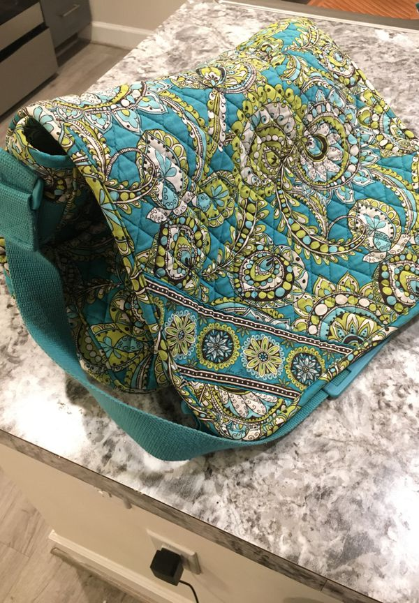 Vera Bradley Medium Messenger Bag