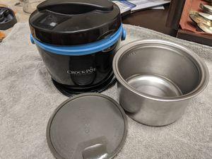 Crock Pot Lunch Crock Warmer for Office for Sale in Alafaya, FL