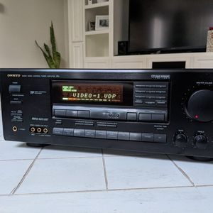 Onkyo TX-SV636 Stereo Receiver for Sale in Temecula, CA