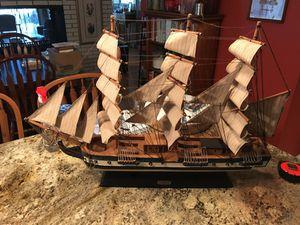 Old model of USS Constitution for Sale in Elk Rapids, MI