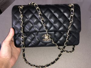 Chanel double flap bag for Sale in Las Vegas, NV