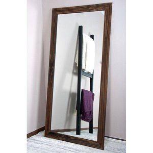 Tall wood mirror for Sale in Salt Lake City, UT