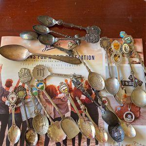 Vintage Mini Spoons for Sale in Fresno, CA