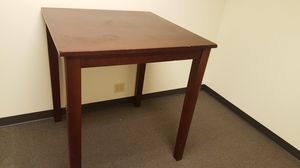 Wood Breakfast Table with chairs for Sale in Austin, TX