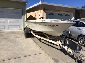 '66 Dorset Belmont Boat and Trailer for Sale in San Leandro, CA