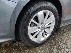 Set of Volkswagen Jetta wheels and tires for Sale in Everett, WA