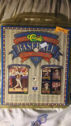 Baseball trive board game for Sale in Converse, TX