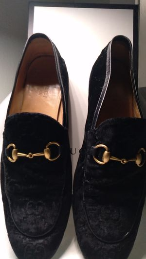 Gucci suede horsebit loafers for Sale in Tampa, FL