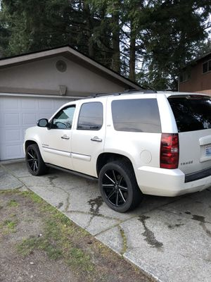 2008 Chevy Tahoe for Sale in Bellevue, WA