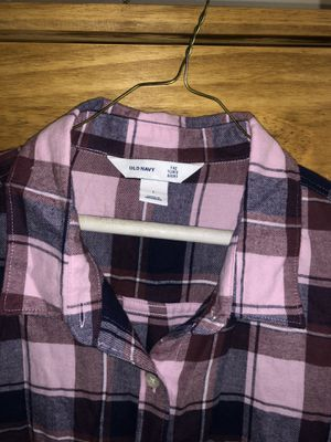 Old baby flannel size large for Sale in Stafford, VA
