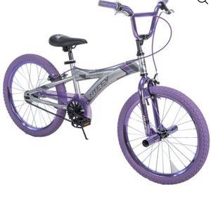 "Huffy 20"" Radium Metaloid BMX-Style Girls Bike, Purple for Sale in Pinellas Park, FL"