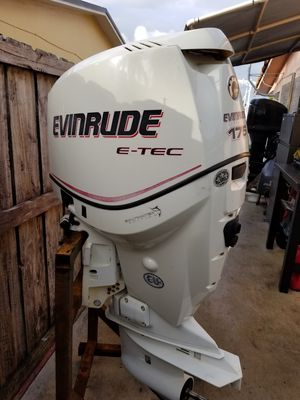 Evinrude etec 175 hp for Sale in Miami, FL