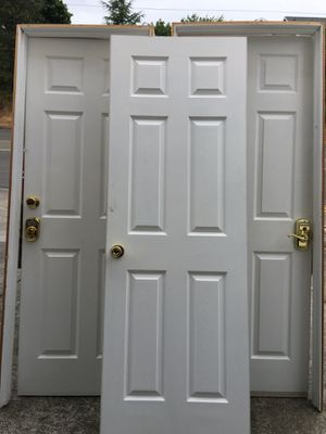 Doors and electronic locks for Sale in Tacoma, WA
