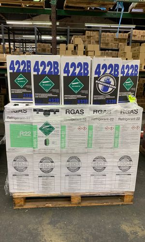 Hvac Freon 410A, R22, 422B and 134A needs filled here. for Sale in Austin, TX
